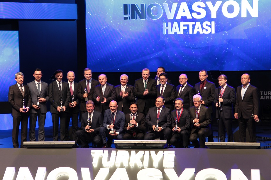 İstaç'a İnovasyon Ödülü