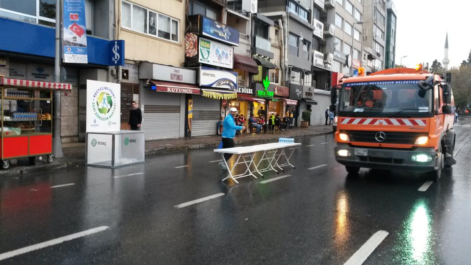 Ekiplerimizden 38. İstanbul Maratonuna Destek