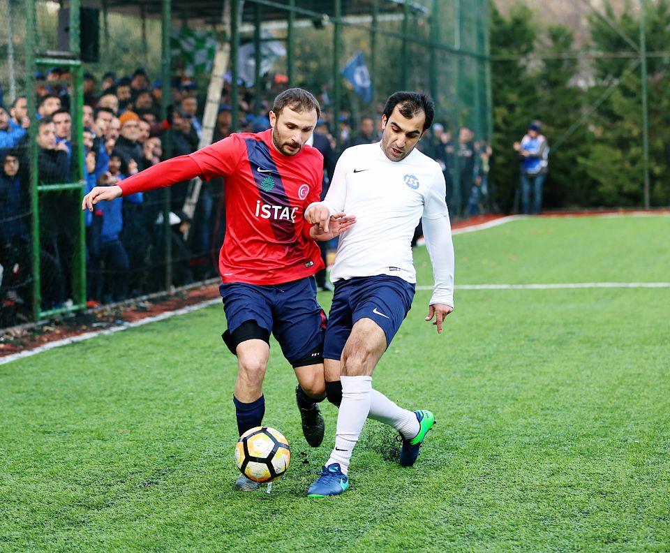 Business Cup 'ta İSTAÇ klasiği; Şirketimiz 3. Kez İstanbul Şampiyonu