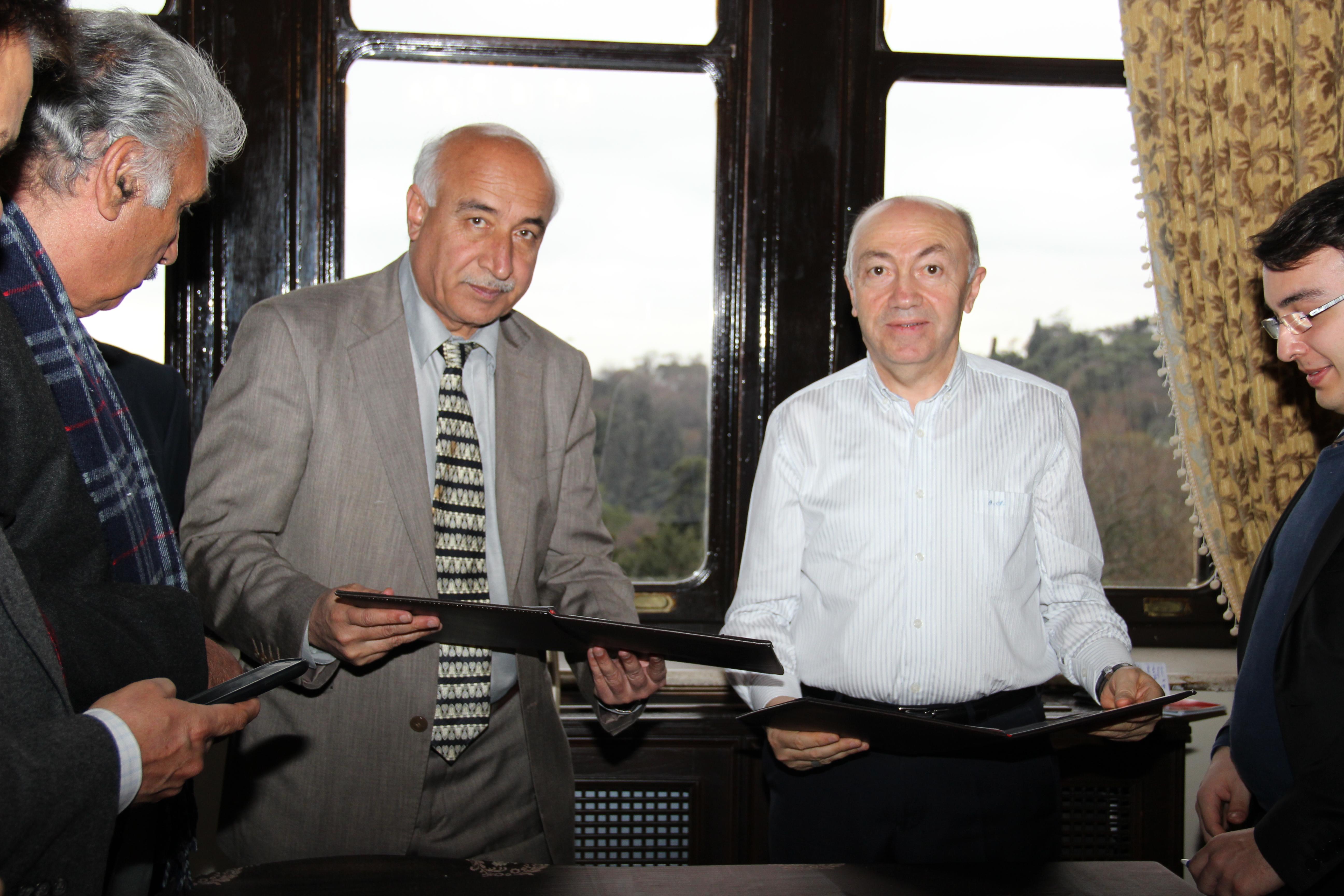 Pakistan, Belucistan Eyaleti ile İyi Niyet Sözleşmesi imzalandı.
