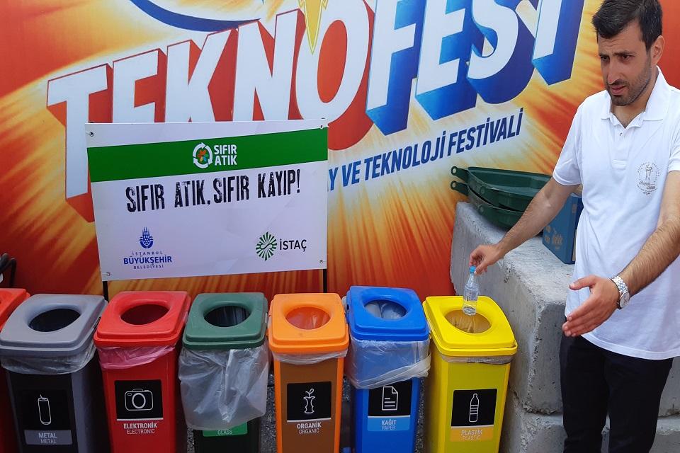 Teknofest Festivali Tertemiz Başladı ve Bitti