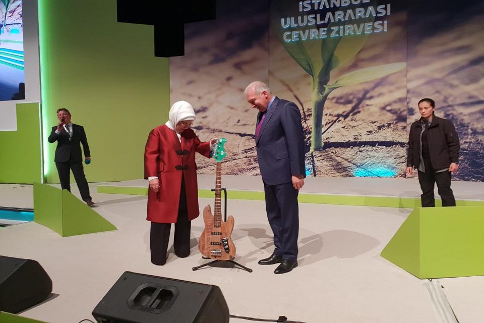 İstanbul Uluslararası Çevre Zirvesi Çevrecileri Buluşturdu
