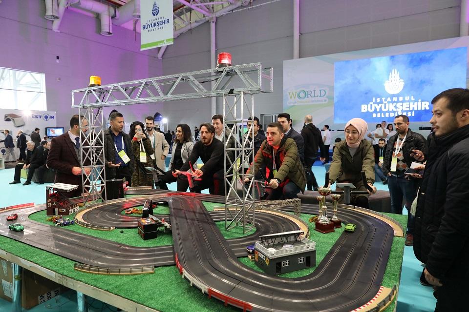 Geleceğin Akıllı Şehir Teknolojileri Buluşuyor!