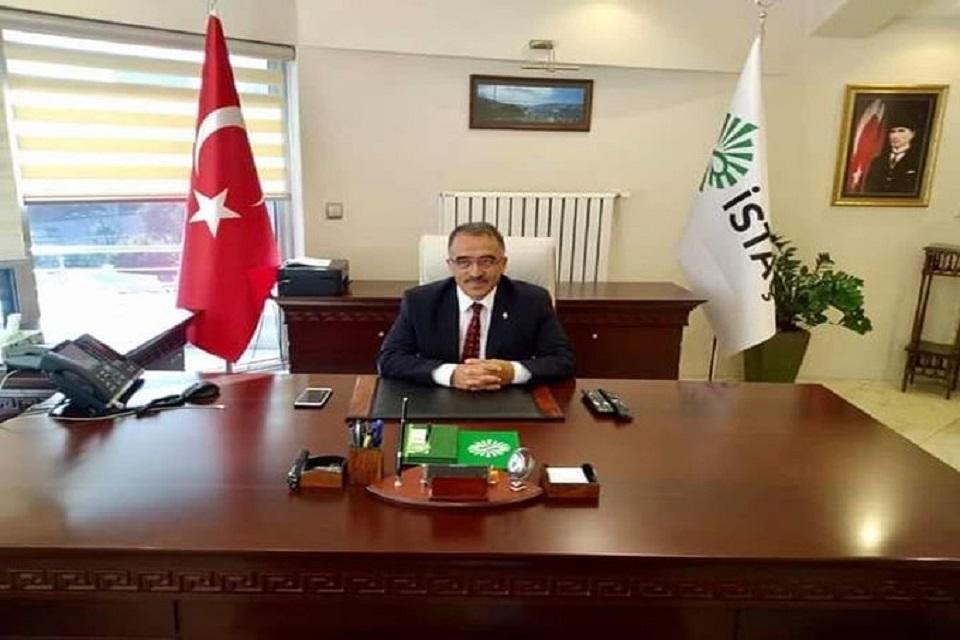 Yeni Genel Müdürümüz Mustafa CANLI