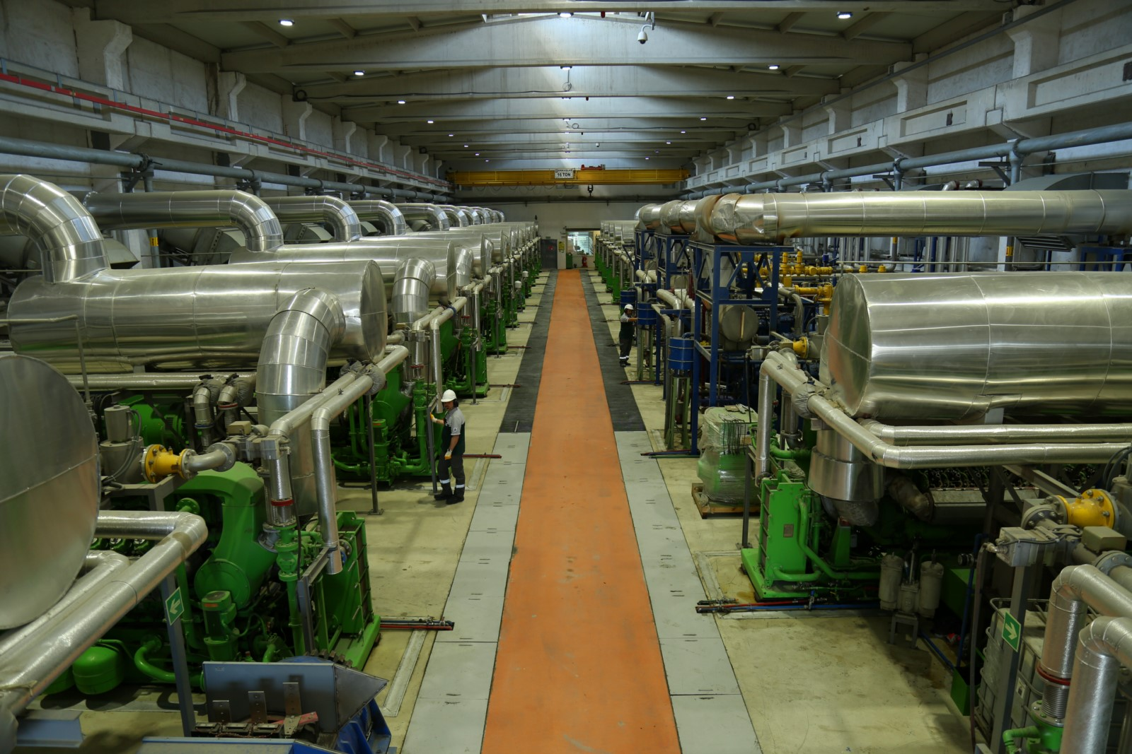 Electricity of 1.2 Million Population is Produced from Landfill Gas in Istanbul