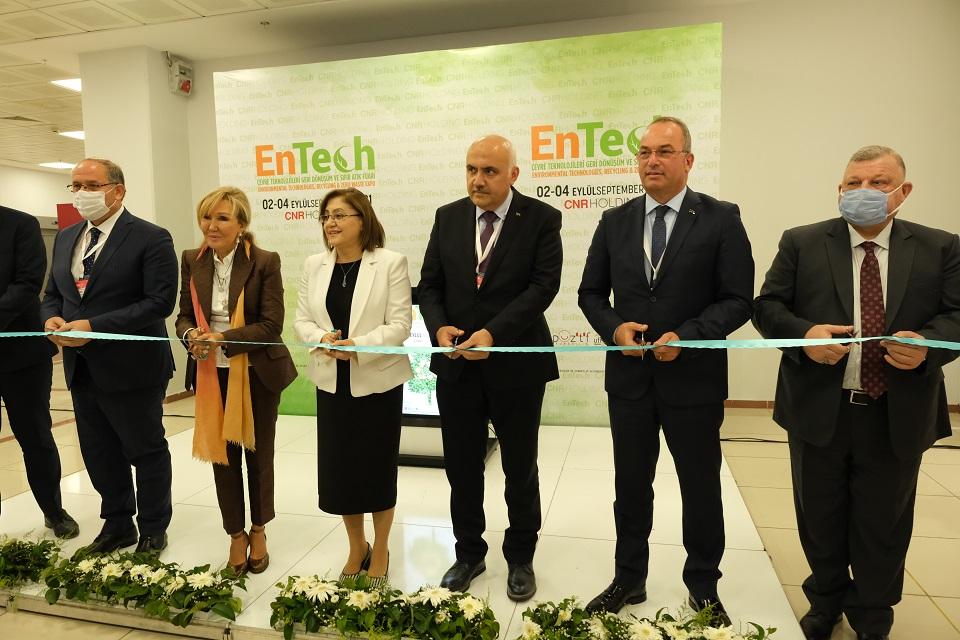 İSTAÇ EnTech 2021' de Türkiye ve Tüm Dünyadan Sektör Profesyonelleriyle Bir Araya Geldi